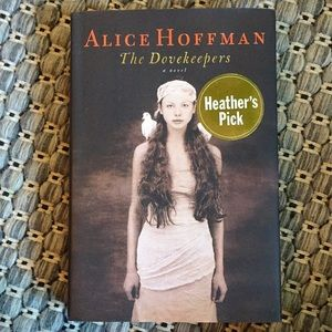 3/$25 The Dovekeepers, hard cover, Alice Hoffman